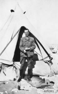 Charles Edwin Woodrow Bean Egypt 1915