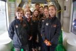 The Gallipoli 2015 Dawn Service Tour Victorian representatives
