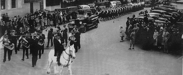 Kerang Centenary 1948 Heffer