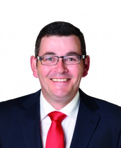 The Hon Daniel Andrews