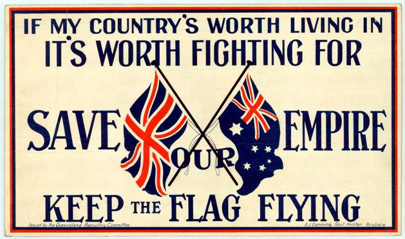 why did australia become involved in ww1 essay Australian involvement in wwi history essay print reference this australia became involved in world war one because of britain declaring the war on germany.