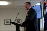 Minister for Veterans' Affairs, Hugh Delahunty