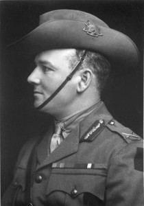 Brigadier General Harold Edward 'Pompey' Elliott CB CMG DSO DCM, date unknown.