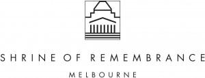 Shrine of Remembrance Melbourne Logo