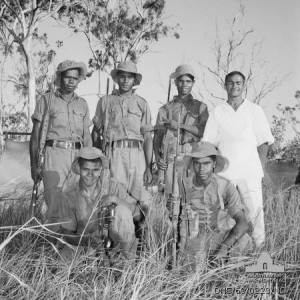 Yarrabah Mission, Qld. April 1969 - Courtesy Australian War Memorial.