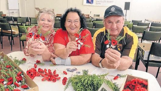 Wimmera's Rosemary Remembrance Committee