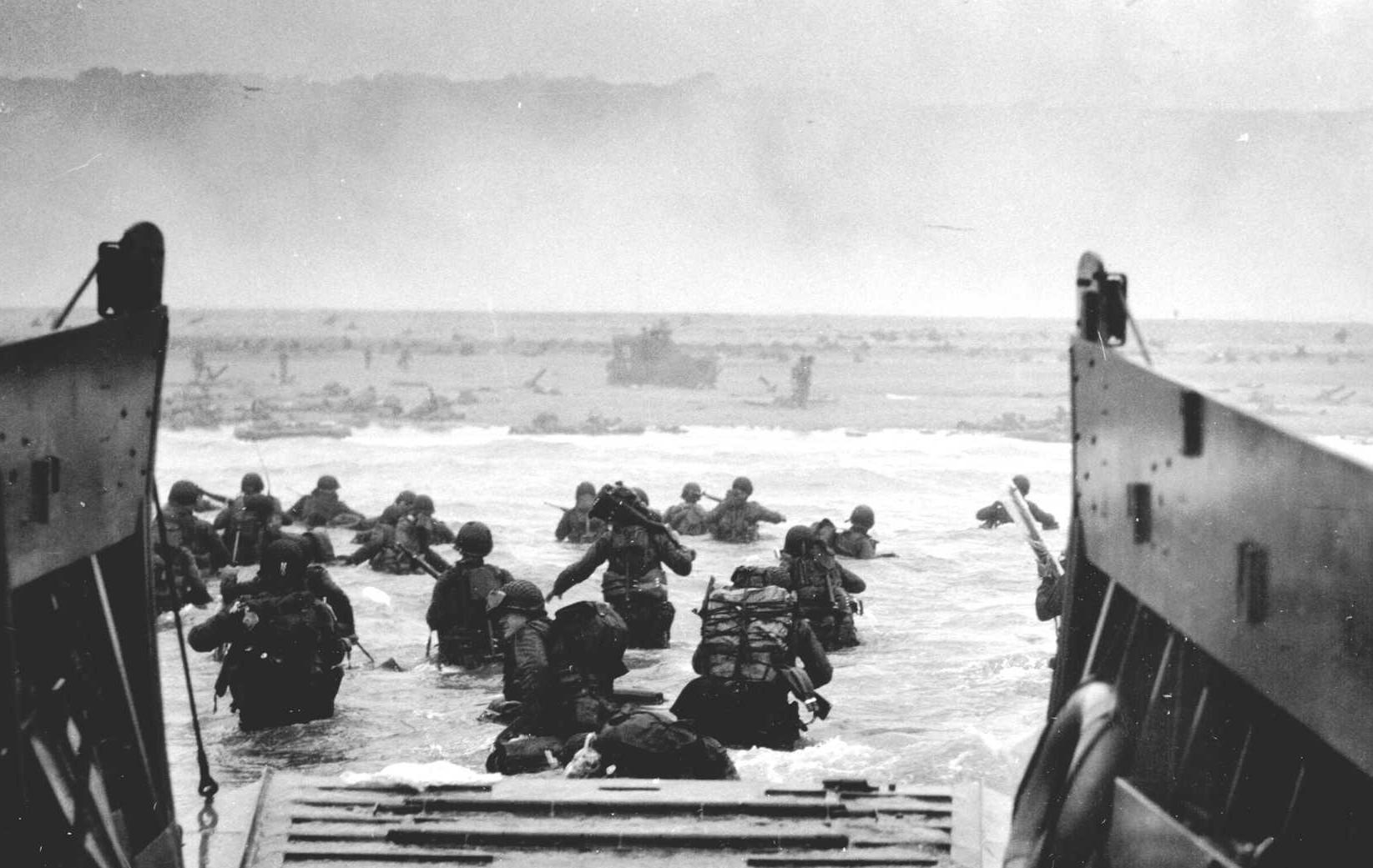 Фото d-day, 1944: invasion of europe сделают представления об игре более насыщенным, чем самые скрупулезные рецензии