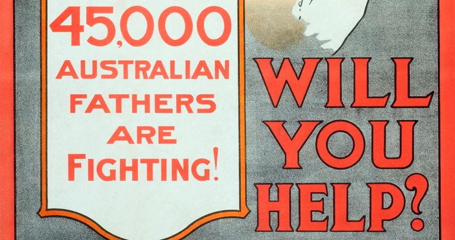 Wwi In Pictures Anzac Centenary Victorian Government
