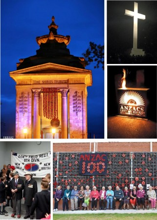 ANZAC Day Collage