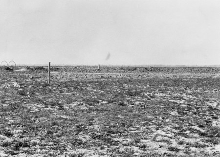 the landscape at Bullecourt