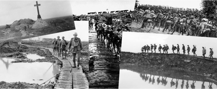 an introduction to the history of the western front Introduction during world war 1, on the western front, many battles such as the battle of the somme, the living conditions sustained by soldiers, heroes who would.