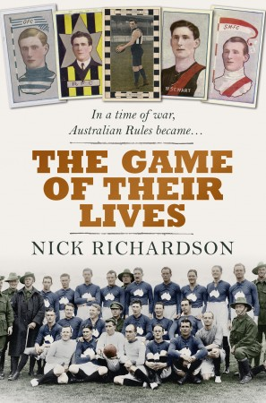 The Game of Their Lives book cover