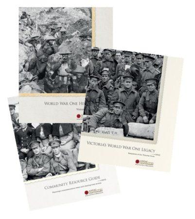 Victoria Remembers Resource Kit