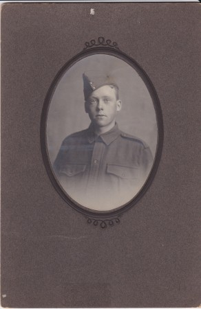 Pte William John Pike Morgan.1